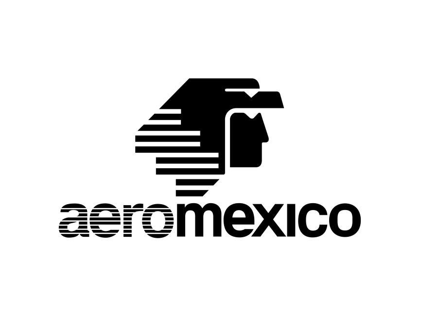 AeroMexico 4 7 Logo