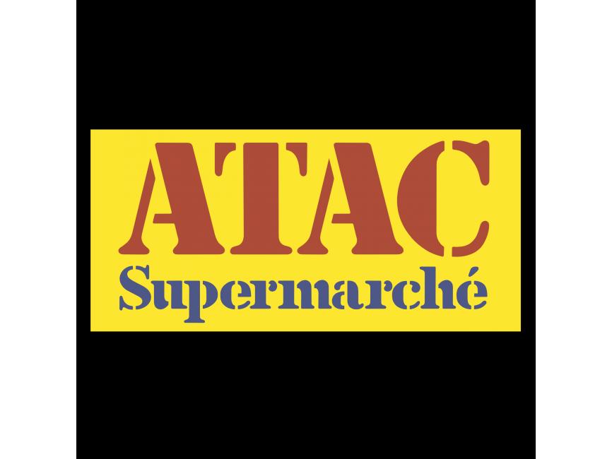 Atac Supermarche 7  Logo