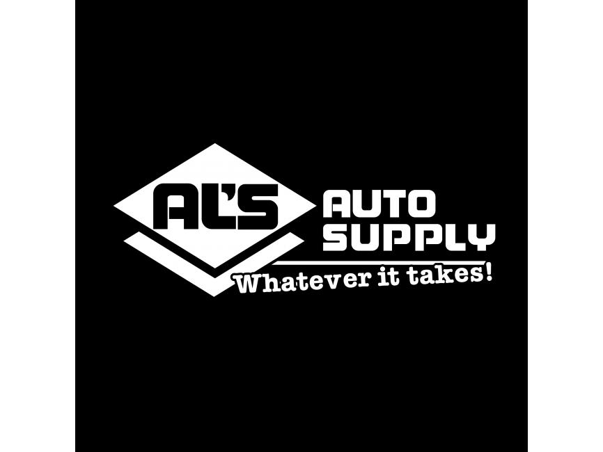Al's Auto Supply   Logo