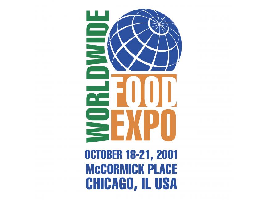 Worldwide Food Expo Logo