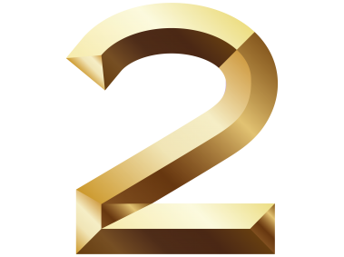 2 Golden Numbers
