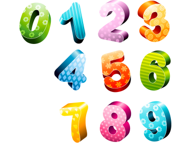 3D Number