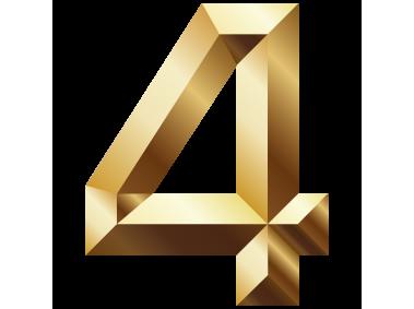 4 Golden Numbers