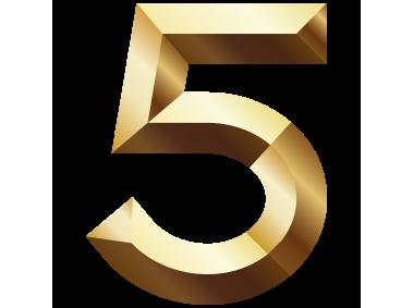 5 Golden Numbers