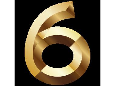 6 Golden Numbers