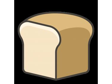 Bread Emoji Icon