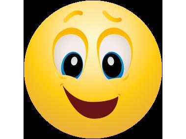 Feeling Happy Emoticon