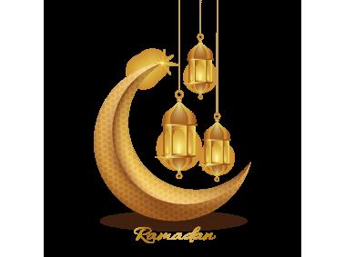 Golden Ramazan Design