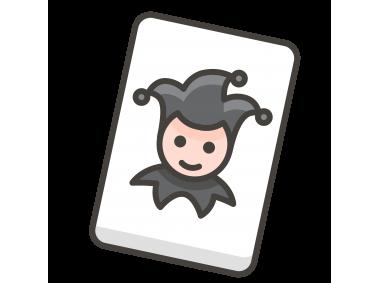 Joker Emoji Icon