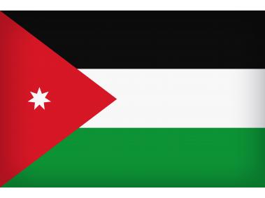 Jordan Large Flag