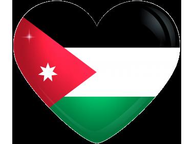 Jordan Wrinkled Flag