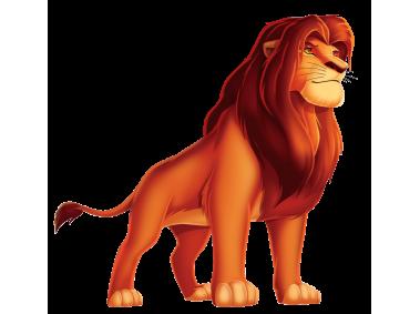 King Lion Cartoon