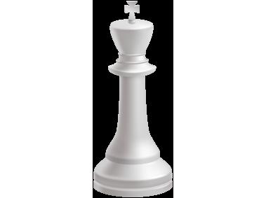 King White Chess Piece