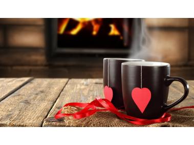 Love and Coffee Cups