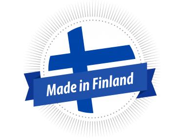 Made In Finland Badge