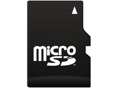 Micro SD Card Front