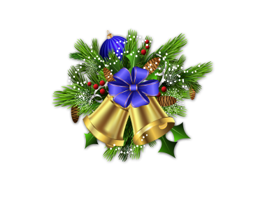 New Year and Christmas Cluster
