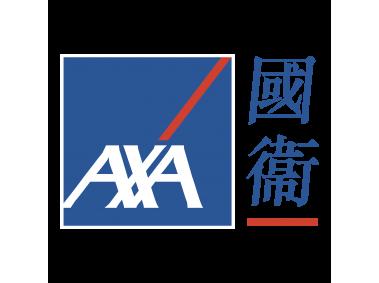 AXA China Logo