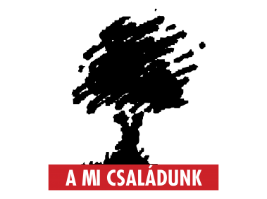 A Mi Csaladunk Logo