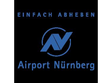 Airport Nurnberg   Logo
