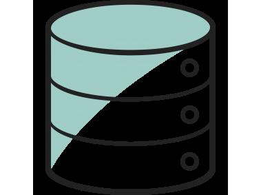 Amazon Database Logo