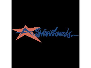 A Snowboards Logo