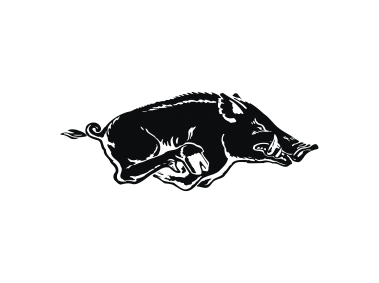 Arkansas Razorback   Logo