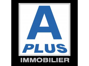 A Plus Immobilier Logo