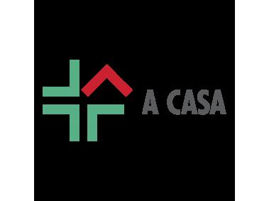 A Casa Logo