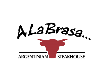 A La Brasa Logo
