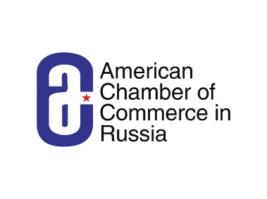 American Chamber of Commerce in Russia Logo