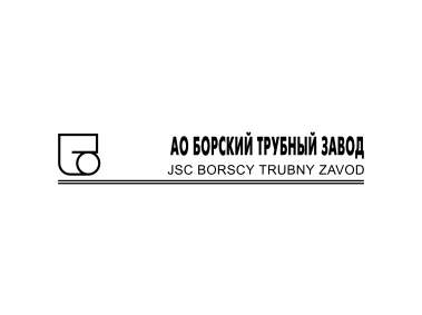 Borscy Trubny Zavod 934 Logo
