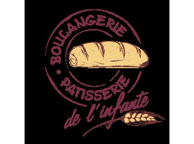 Boulangerie Patisserie de L'Infante   Logo