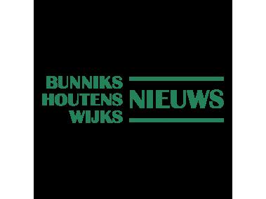 Bunniks Houtens Wijks Nieuws Logo