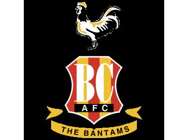 Bradford City AFC 7840 Logo