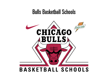 Bull Basketball Schools Logo