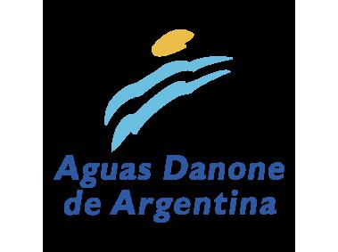 Aguas Danone de Argentina Logo