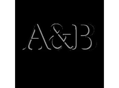 A&# 8;B Logo