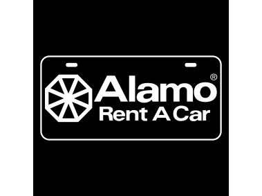 Alamo Rent A Car 4100 Logo