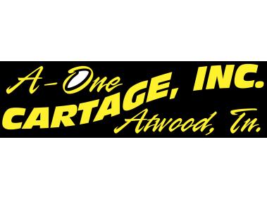 A ONE CARTAGE Logo