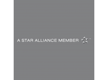 A Star Alliance Member   Logo