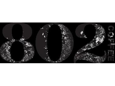 802 Coffee Logo