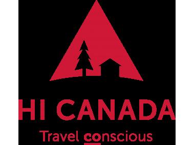Hi Canada Logo