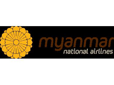 Myanmar National Airlines Logo