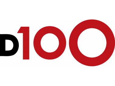 D100 Radio Logo