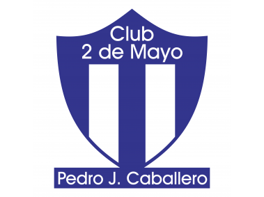 Club 2 de Mayo de Pedro Juan Caballero Logo