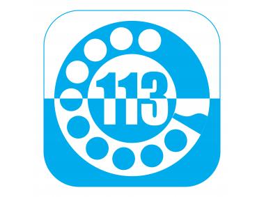 113 Polizia Italiana Logo