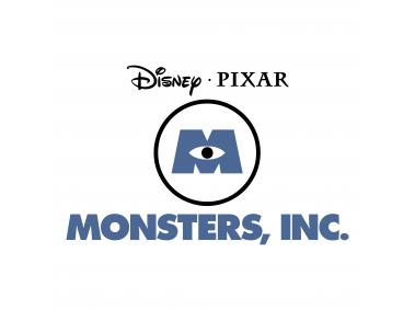 Monsters Inc. Logo