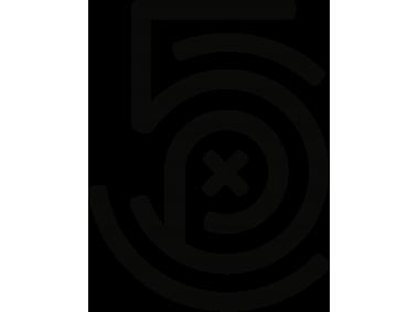 500px Logo