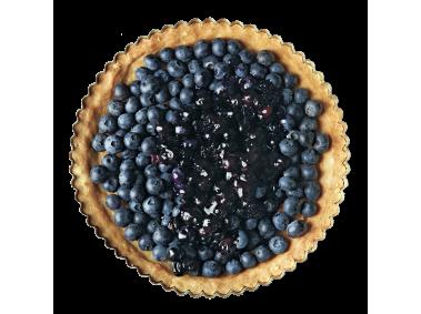 Pie Blueberry